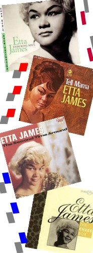 blues etta james